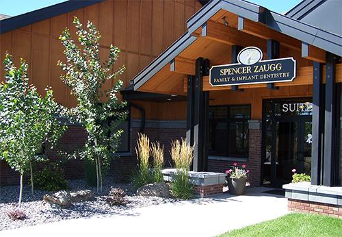 Spencer Zaugg Family & Implant Dentistry Office